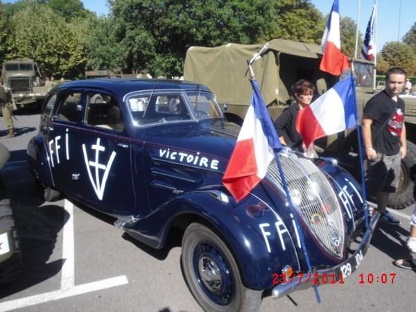 D fil militaire ristolas 2010 for Garage citroen pertuis