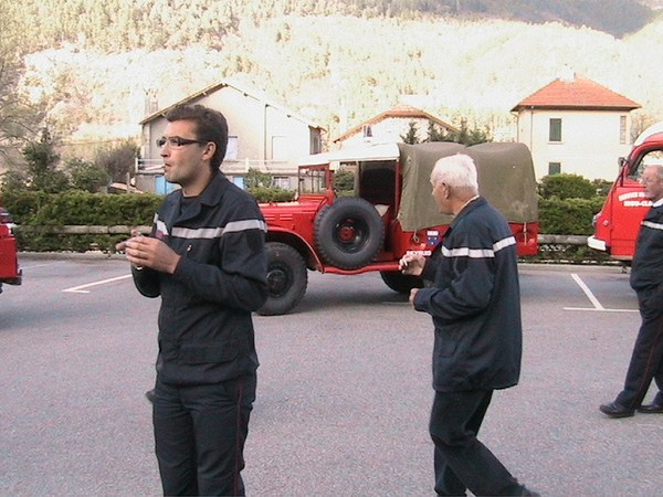 D fil pompier sisteron for Garage citroen pertuis